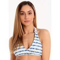 Seafolly Mandala D Cup Slide Tri - French Blue