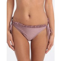 Ted Baker Frill Tie Side Pant - Dusky Pink