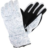 Dare2b Womens Adulation Glove - White Animal