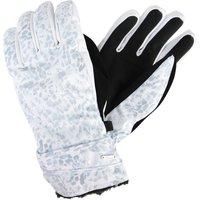 Dare2B Womens Adulation Glove - White Animal