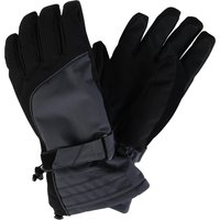 Dare2b Mens Out Ranked Glove - Ebony Grey