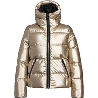 Goldbergh Womens Nuvola Jacket - Gold