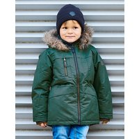 Color Kids Kids Kalata Parka Jacket - Green Gables