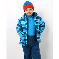Color Kids Boys Dikson Ski Jacket - Hawaiian Surf