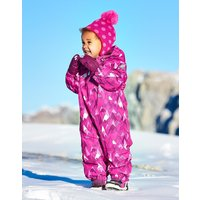 Color Kids Kids Rimah Coverall - Berry