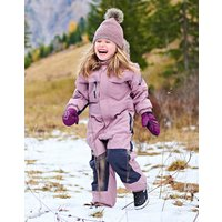 Color Kids Kids Kito Coverall - Twilight Mauve
