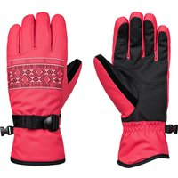 Roxy Womens Freshfield Gloves - Teaberry