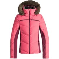 Roxy Womens Snowstorm Ski Jacket - Teaberry