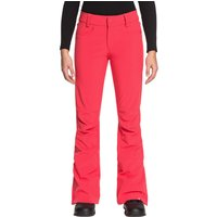 Roxy Womens Creek Ski Pant - Teaberry