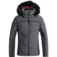 Roxy Womens Snowstorm Ski Jacket - True Black