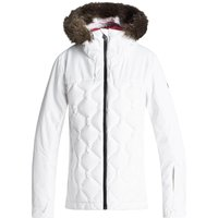 Roxy Womens Breeze Ski Jacket - Bright White