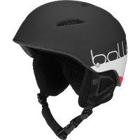 Bolle B-style Ski Helmet - Matte Black White