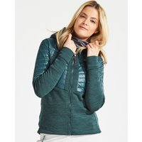 Didriksons Womens Annema Jacket - Port Blue