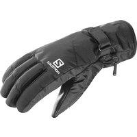 Salomon Mens Force Dry Glove - Black