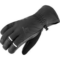 Salomon Mens Propeller Dry Glove - Black