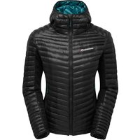 Montane Womens Phoenix Flight Jacket - Black Zanskar Blue