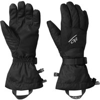 Outdoor Research Mens Adrenaline Ski Gloves - Black