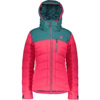 Scott Womens Ultimate Down Jacket - Dragonfly Hibiscus