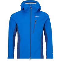 Berghaus Mens Taboche Softshell Jacket - Lapis Blue