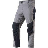 Montane Mens Terra Slim Fit Trousers - Graphite