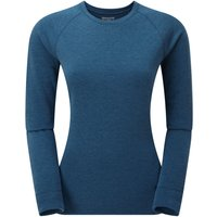 Montane Womens Viper Pullover - Narwhal Blue