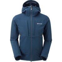Montane Mens Dyno Stretch Jacket - Narwhal Blue