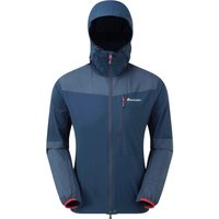 Montane Mens Lite Speed Jacket - Narwhal Blue