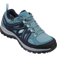 Salomon Womens Ellipse 2 GTX Trail Shoe - Trellis Navy