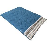 Vango Aurora Double Sleeping Bag - Stellar Blue