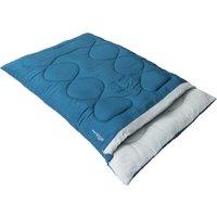 Vango Infinity Double Sleeping Bag - Moroccan Blue