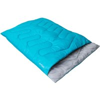 Vango Ember Double Sleeping Bag - Bondi Blue
