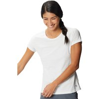 Mountain Hardwear Womens Mighty Stripe T Shirt - Fogbank