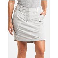 Didriksons Womens Liv Skirt - Aluminium