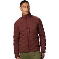 Mountain Hardwear Mens Super DS Stretch Down Jacket - Dark Umber
