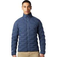 Mountain Hardwear Mens Super DS Stretch Down Jacket - Zinc