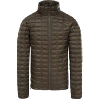 The North Face Mens ThermoBall Eco Jacket - New Taupe Green Matte