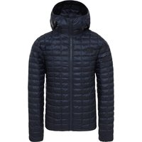 The North Face Mens ThermoBall Eco Hoodie Jacket - Urban Navy Matte