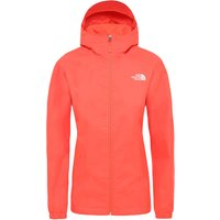 The North Face Womens Quest Jacket - Radiant Orange