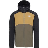 The North Face Mens Stratos Jacket - New Taupe Green