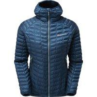 Montane Womens Phoenix Lite Jacket - Narwahl Blue