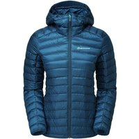Montane Womens Featherlite Down Jacket - Narwahl Blue