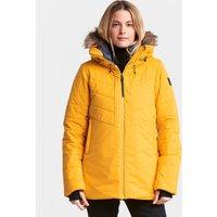 Didriksons Womens Nana Padded Jacket - Oat Yellow