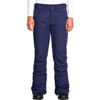 Roxy Womens Backyard Ski Pant - Medieval Blue