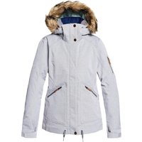 Roxy Womens Meade Ski Jacket - Heather Grey