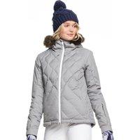 Roxy Womens Breeze Ski Jacket - Heather Grey
