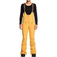 Roxy Womens Torah Bright Summit Ski Pant - Spruce Yellow