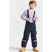 Didriksons Kids Idre Ski Pant - Navy Blue