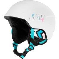 Bolle Kids B-Lieve Ski Helmet - Matte White Apache