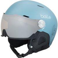Bolle Might Visor Ski Helmet - Matte Storm Blue
