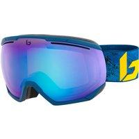 Bolle Northstar Ski Goggle - Matte Blue Chamonix Aurora with Aurora Lens